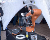 Robots support additive manufacturing proficiencies