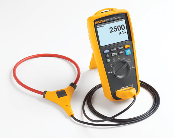 Fluke 279 FC TRMS Thermal Multimeter now includes a flexible