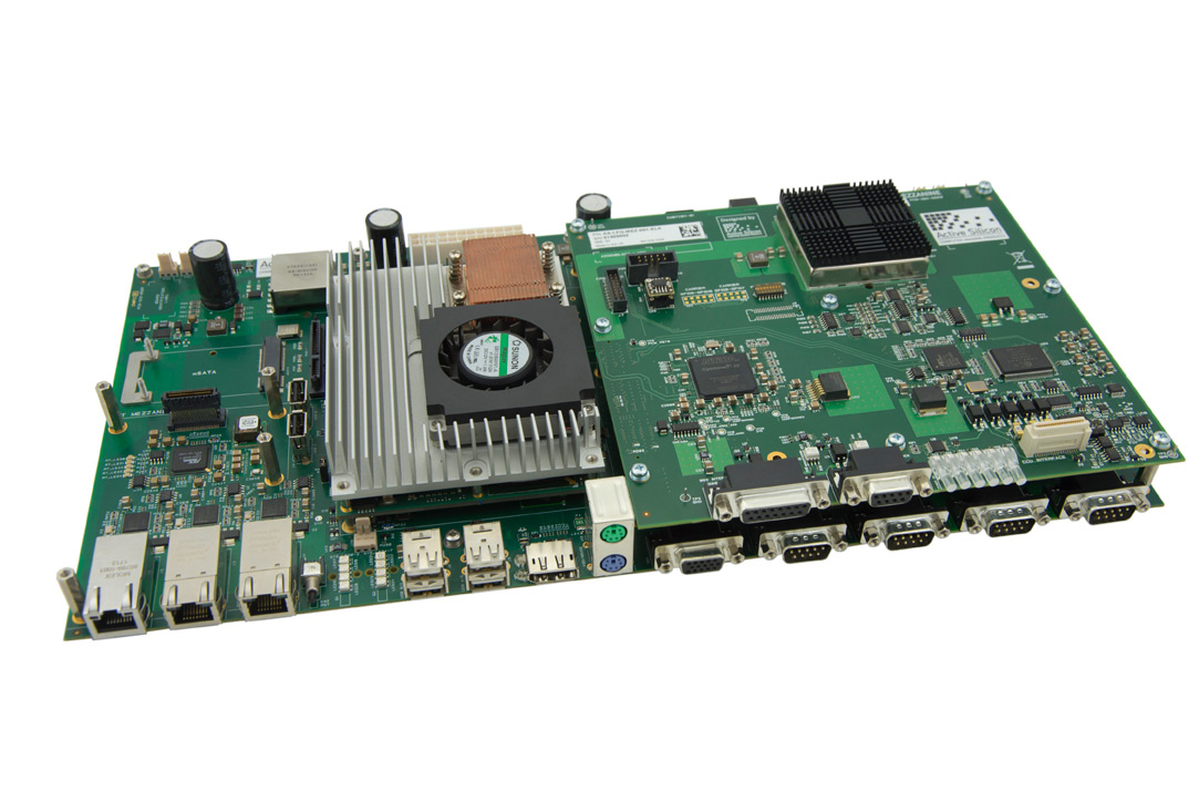 Embedded Vision Systems On The Advance Mepca Engineering