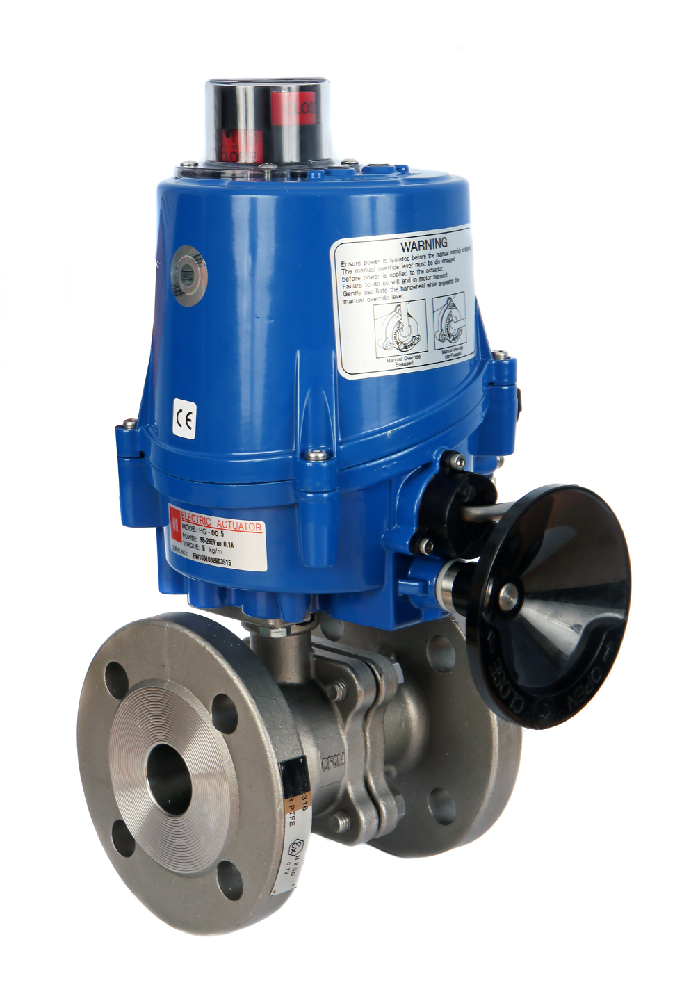 Making the right actuator choice - Mepca Engineering